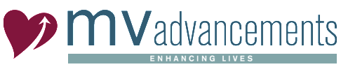 MV Advancements – Formerly Mid-Valley Rehabilitation Mobile Retina Logo
